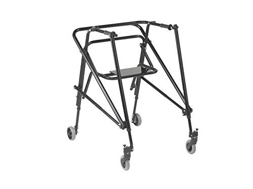 Inspired by Drive Nimbo 2G Lightweight Posterior Walker with Seat, Emp