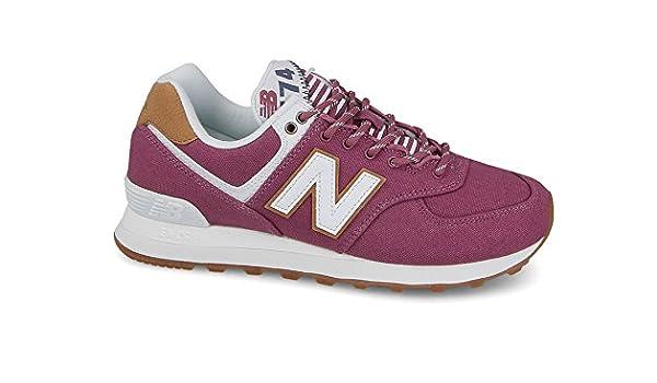 New Balance Wl574, Zapatillas de Deporte para Mujer: Amazon.es: Zapatos y complementos