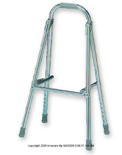 Folding Hemi Walker, Wlkr Hemi Folding, (1 EACH, 1 EACH) by APEX/CAREX HEALTHCARE
