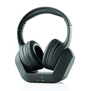 Amazon.com: Digital Wireless TV Headphones: Home Audio