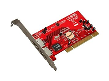 Amazon.com: Rosewill rc-221 PCI perfil bajo listo SATA ...