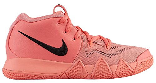 NIKE Kids' Preschool Kyrie 4 Basketball Shoes (1, Atomic ()