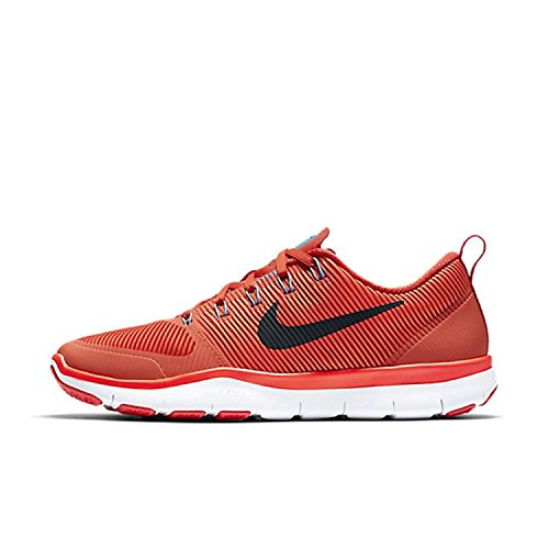 Nike Mens Free Train Versatility Running Shoes, Rojo, 45.5 D(M) EU/10.5 D(M) UK