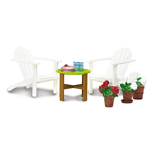 Lundby Smaland Garden Furniture Playset (Furniture Garden Uk Modern)