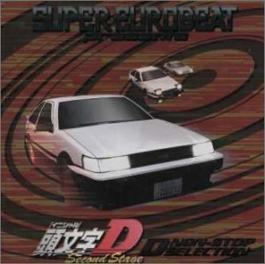 Super Eurobeat Presents Initial D Second Stage-D Non-Stop Se By Super Eurobeat (2000-02-09)