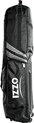 Izzo Softcore Golf Bag Travel Cover Black