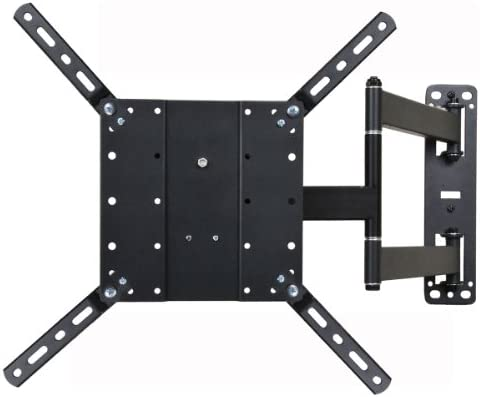 VideoSecu 3 Way Adjustable Tilting Articulating Full Motion TV Wall Mount Bracket for Emerson LF391EM4F LF391EM4 LF402EM6 LF461EM4 LF501EM4F LF501EM4 LF551EM5 ML550B M35
