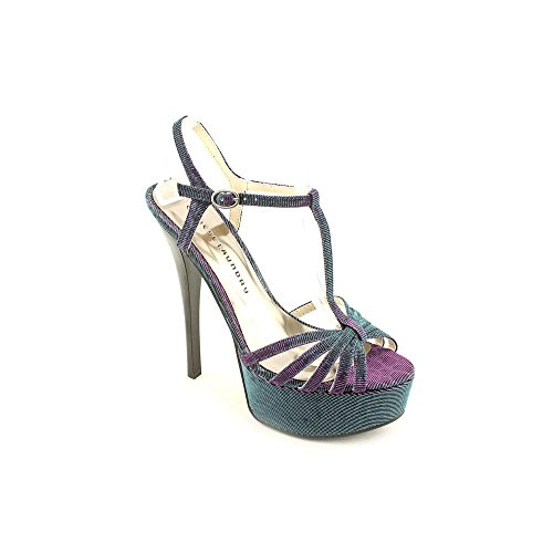 Chinese Laundry Take Care Womens Multi-Colored Platforms Sandals Shoes UK 5.5 OpWto