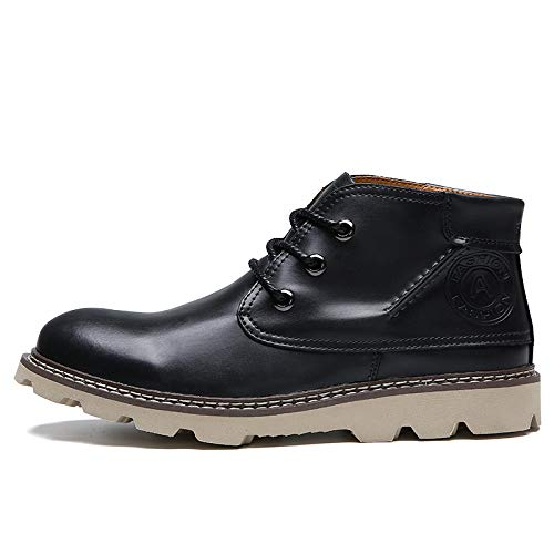 Para Masculinos Boots Otoño Botas Vintage Zapatos Ocasionales Fhcgmx nw8mN0