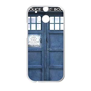 Police Box Bestselling Creative Stylish High Quality Hard Case For HTC M8