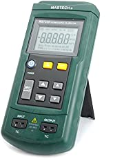 Mastech MS7220 Professional Thermocouple Simulator Calibrator Meter Tester