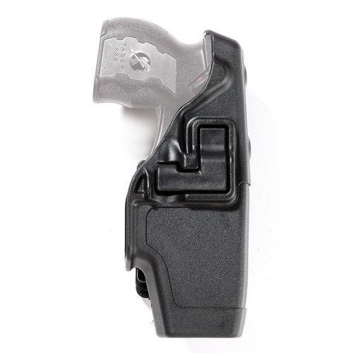 BlackHawk Taser X-26 Level 2 Duty Holster, 44H015BK-R, 44H015BK-L, 44H