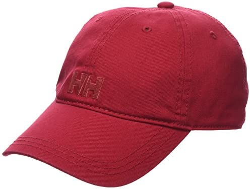 0914337eed642 Helly Hansen casquettes Rouge rouge STD: Amazon.fr: Sports et Loisirs