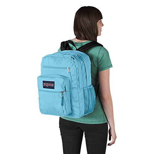 Jaybird Jansport Big Student Backpack, Blue Topaz