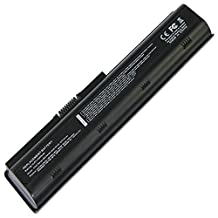 HP 10.8v 4400 mAh Battery for Compaq Presario CQ32 CQ42 CQ62 CQ72, HP G42 G62 G72, Pavilion dm4 g4 g6 g7 dv3-4000-2000 dv5 dv6 dv7-3000-4000, Envy 17 Series replaces the following original battery Battery Part Number: MU06 593 553 -001 WD548AA