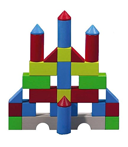 Haba Colored Blocks Accessory Set (Colored Unit Blocks compare prices)