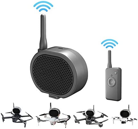 Altavoz universal para drones Amplificador Larga distancia