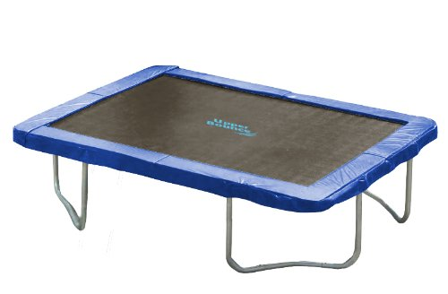 13' Super Trampoline Safety Pad (Spring Cover) Fits for 13' x 13' Square Trampoline Frames - Blue Upper Bounce