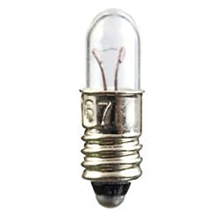 OCSParts 335 Light Bulb 28 Volts Pack of 10 0.04 Amps