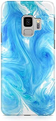 Samsung Galaxy S9 Blue Apple Style Wallpaper S9 Case With 3d Wrap Print Buy Online At Best Price In Uae Amazon Ae