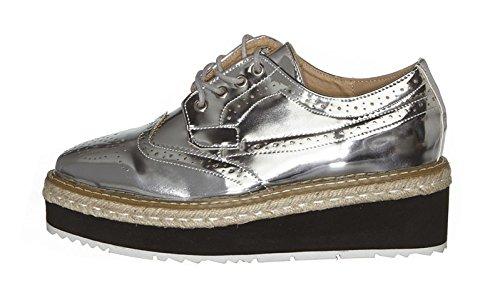 Ws, Chaussures À Lacets Pour Femmes