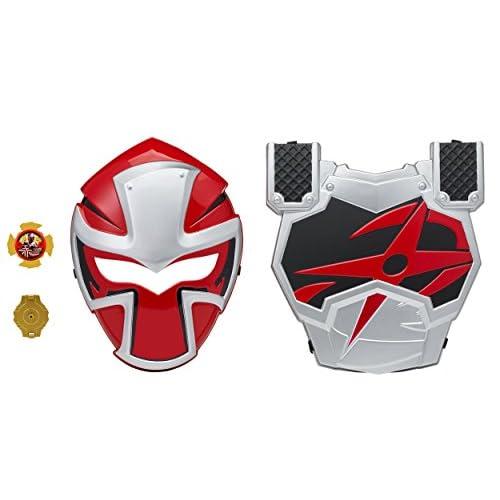 Power Rangers Super Ninja Steel Red Ranger Hero Set 50%OFF