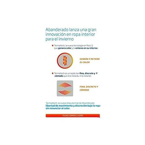 Amazon.com: Abanderado - Mens Thermal Boxer Briefs Abanderado Heat Generation THERMALTECH - BLANCO, 64/3X: Clothing