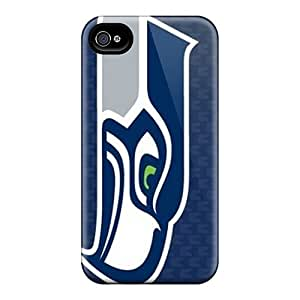 Perfect Hard Phone Cases For Iphone 6 (Ymw5119rxEY) Allow Personal Design HD Seattle Seahawks Series