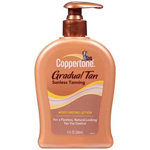 Coppertone Self Tanner