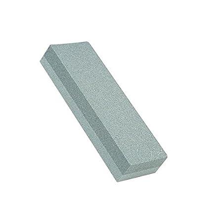 MANNESMANN - Piedra Afilar Cuchillos Mannesmann 20X5X3Cm.