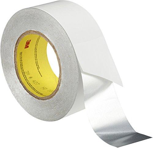 (Aluminum Foil Tape, 427, 25 mm x 55 m, 4.6 Mil)
