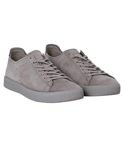 Puma X Stampd Clyde Herren Sneaker Grau