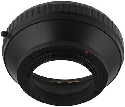 Bronica SQ Lens to Canon EOS Fotodiox Pro Lens Mount Adapter EF, EF-S Camera Body SQ-A, SQ-Am, SQ-Ai, SQ-B