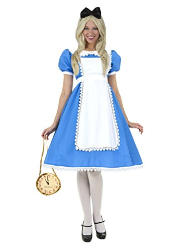Plus Size Supreme Alice Costume 2X