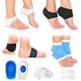 Plantar Fasciitis Foot Pain Relief 14-Piece Kit