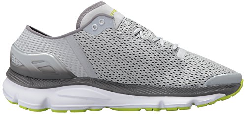 Men's 2 Running Overcast Armour Competition Gray Grey Under Shoes Intake Speedform Ua Xvwqc075