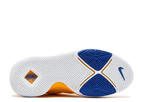 Nike Kids Kyrie 3 G, Université Or / Chrome / Blanc / Jeu Royal