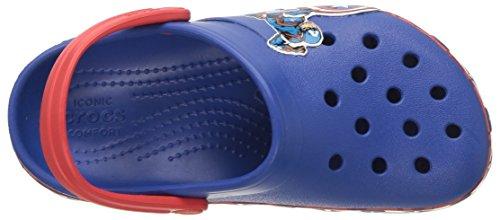 Pictures of Crocs Boys' CB FL Captain America CLG 205019 Blue Jean 1