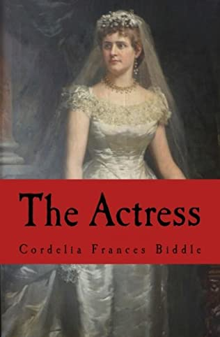 book cover of The Actress