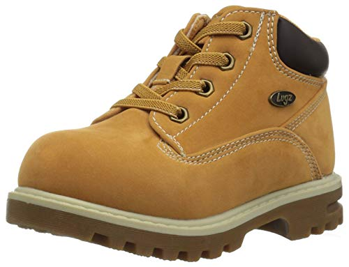 Lugz Baby Empire Hi WR Fashion Boot, Golden Wheat/bark/Cream/Gum 747, 6 D US Toddler (D Roses Shoes Youth)