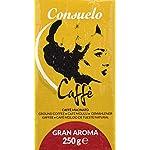 Consuelo Gran Aroma Caffè Italiano in Grani, 500g (Confezione da 4)