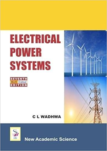 Electrical Power System By Cl Wadhwa Pdf