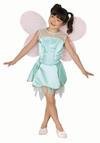 Dahlia Child Costume - Barbie Fairytopia Costume - Small (Barbie Fairytopia Costume)