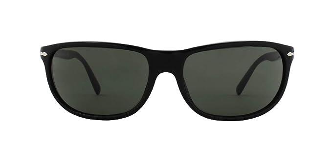 Persol 0PO3222S Gafas de sol, Black, 62 para Hombre: Amazon ...