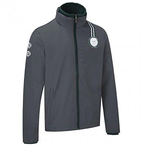 Aston Martin Racing Men's Lifestyle Jacket, Grey, X-Large