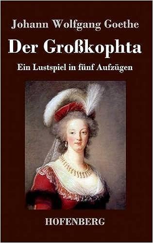 Book Der Großkophta