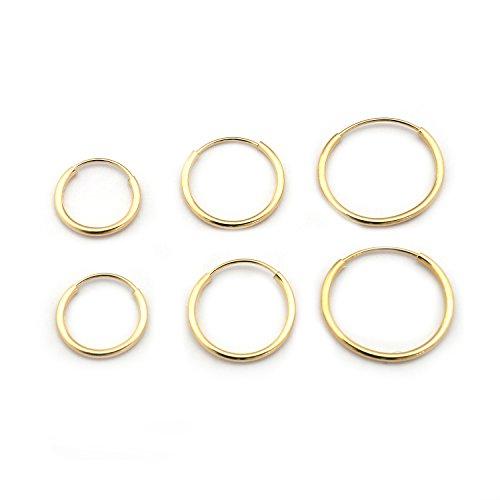 14k Solid Jewelry Set - 3