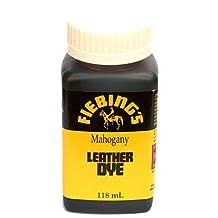 Fiebings Leather Dye 4 Fl. Oz. (118 Ml) - 27 Colors (Mahogany)