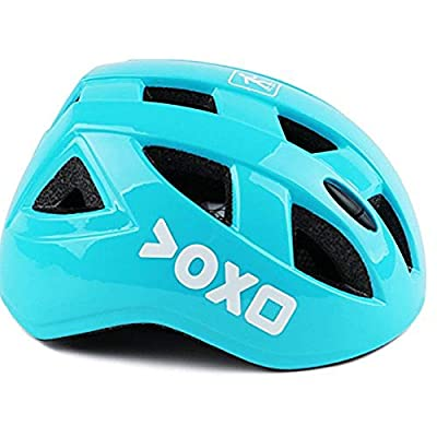 Aiyoyo Kids Protective Integrally-Molded Helmet Skiing Roller Skate Cycling Sports Outer Shell Impact-Absorbing Foam Snow Helmet 5 Colors Optional (S/M Two Sizes) : Sports & Outdoors