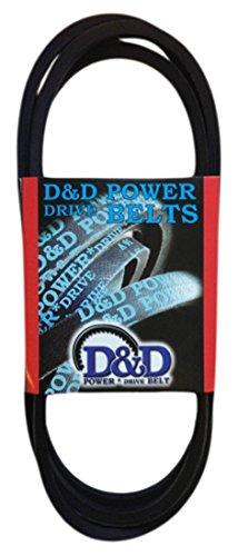 D/&D PowerDrive 3//3V710 Banded V Belt